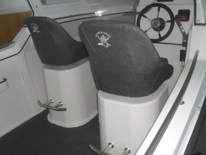 Warrior Boats Storage Box
