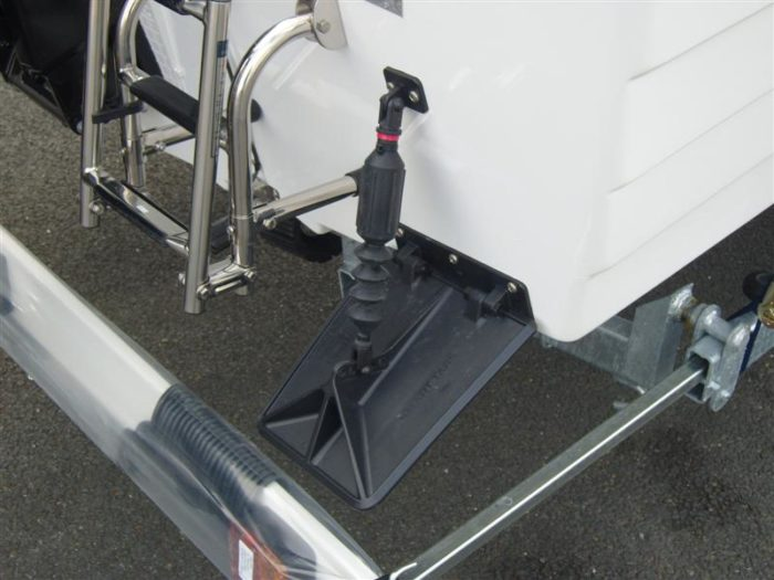 Warrior Boats Smart Tabs