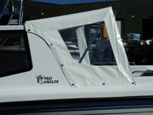 Pro Angler Half Canopy