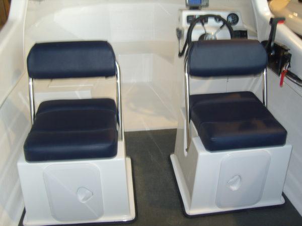 Flip Helm Seats