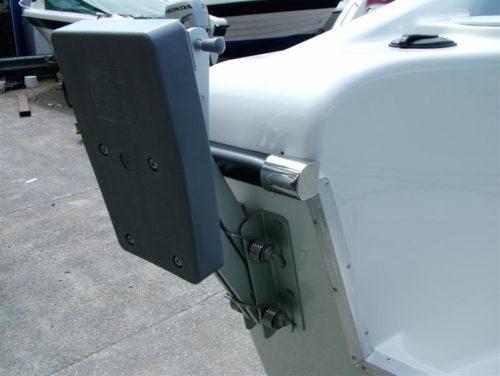 Warrior Boats Auxiliary Bracket