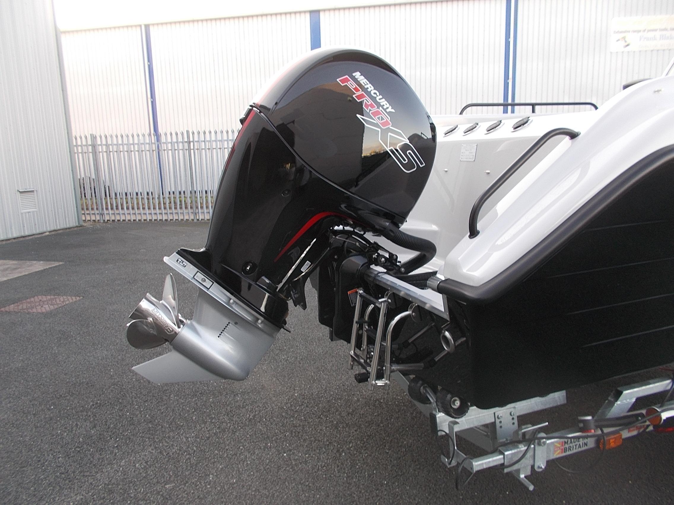 Warrior 175 Suzuki Engine