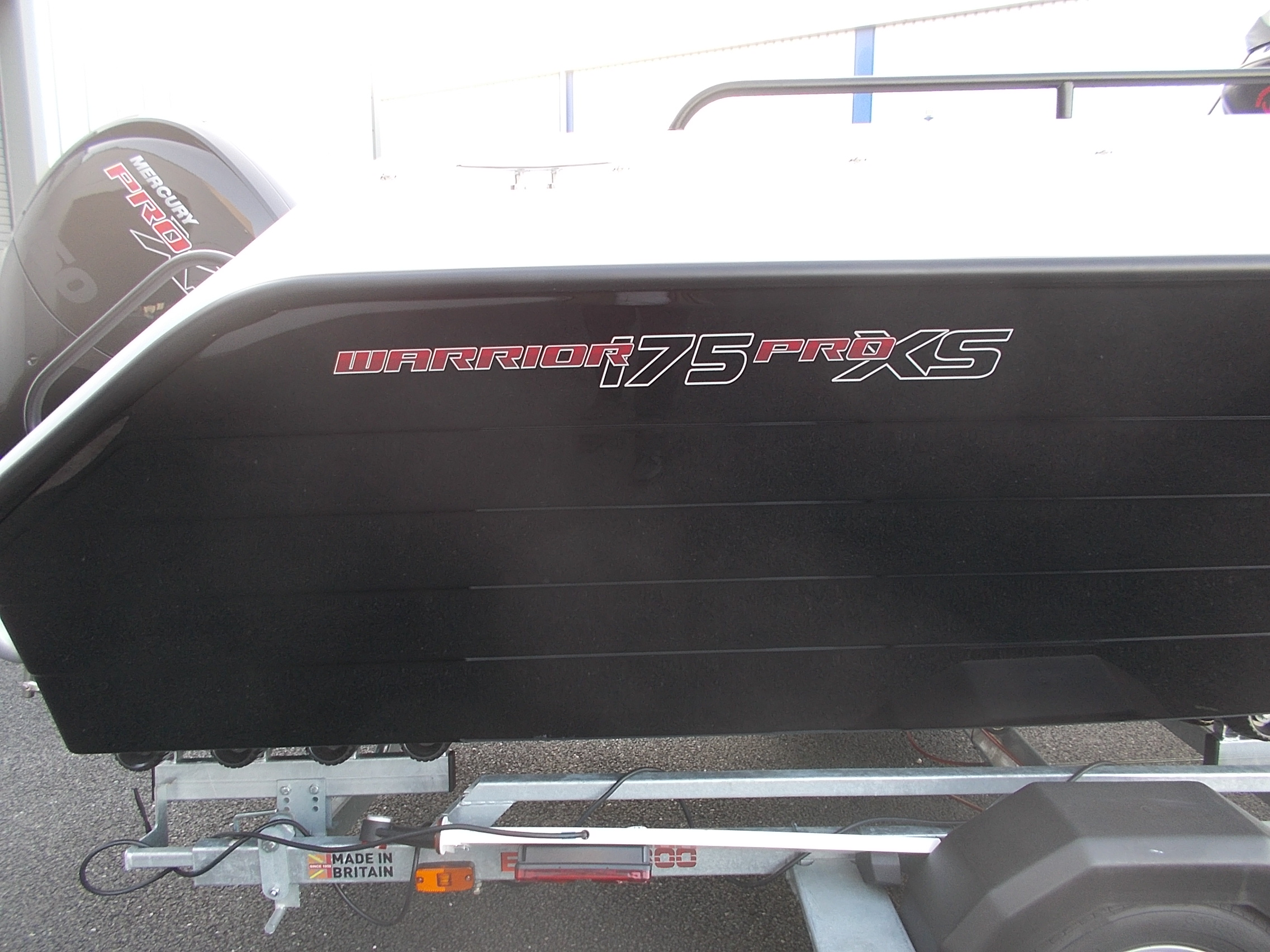 Warrior 175 Pro XS Decal